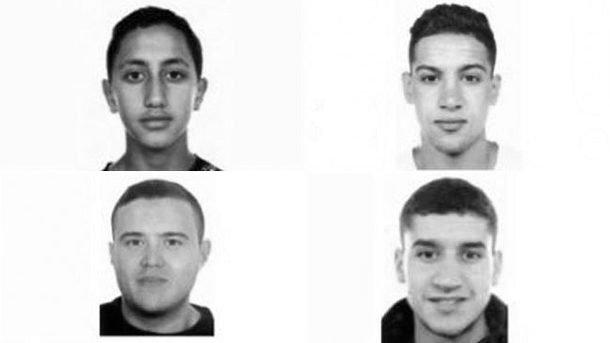 Автомобиль сбил троих полицейских вБарселоне