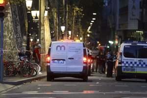 """Испанские полицейские нашли в укрытии террористов """"мать Сатаны"""""""