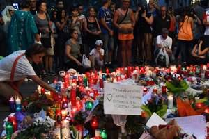 Во время траурной процессии в Барселоне произошла стычка
