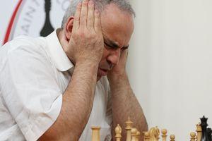 Гарри Каспаров занял восьмое место на турнире в Сент-Луисе