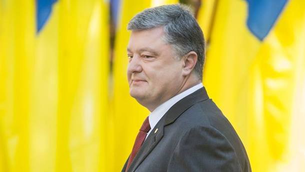 Петр Порошенко. Фото: Facebook