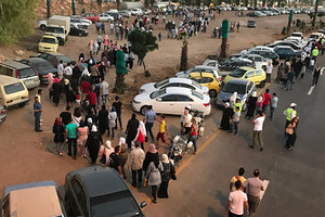 В Дамаске из минометов обстреляли международную выставку: есть жертвы