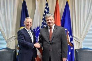 Визит главы Пентагона в Киев: в США объяснили цель встречи с Порошенко