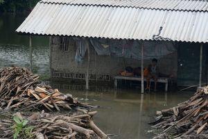 Чудовищное наводнение в Индии: погибли 250 человек