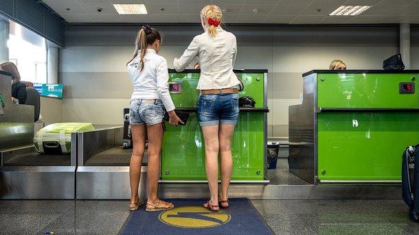МАУ вводит плату заполучение посадочных талонов ваэропорту