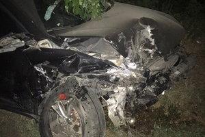Жуткое ДТП в Николаевской области: водитель погиб мгновенно