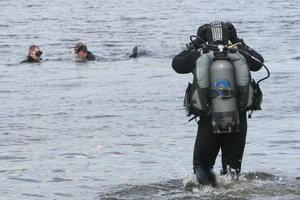 В Киеве за сутки спасатели достали тела двоих утопленников