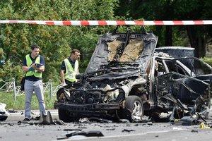 Убийство разведчика Шаповала в Киеве: в военной прокуратуре рассказали о ходе расследования
