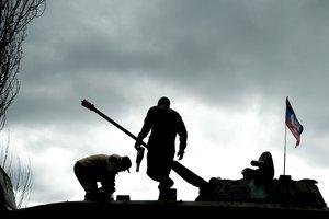 Боевики понесли большие потери на Донбассе