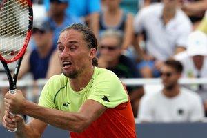 Украинский теннисист Александр Долгополов подозревается в договорном матче