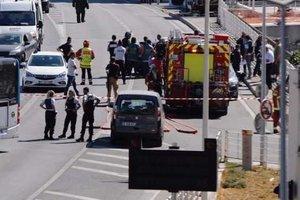 Наезд на пешеходов в Марселе: полиция сообщила детали