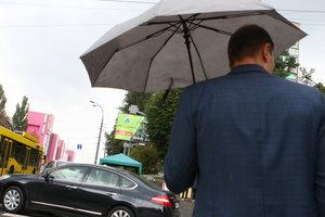 В Киеве сильно похолодает, пройдут дожди