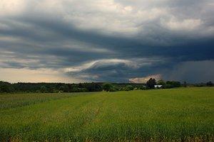 Погода на завтра: в Украине похолодание, дожди и шквалы