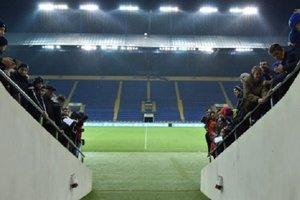 Украина проведет открытую тренировку в Харькове перед матчем с Турцией