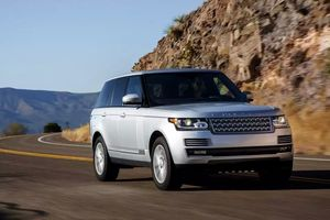 В Китае создадут клон Range Rover