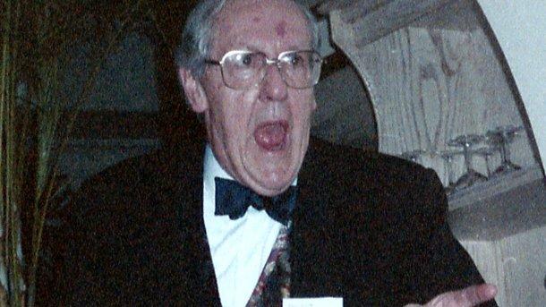 Скончался известный британский писатель-фантаст
