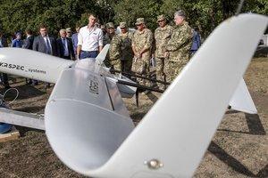 Разведка в любое время суток: опубликованы фото новых беспилотников ВСУ