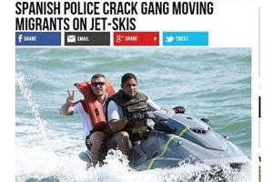 Американское издание проиллюстрировало снимком экс-игрока сборной Германии статью о мигрантах