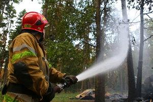 Пожар на проспекте Победы в Киеве потушен: что осталось от ресторана