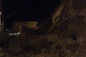 В Италии произошло разрушительное землетрясение