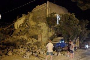 Мощное землетрясение в Италии: появились первые фото и видео