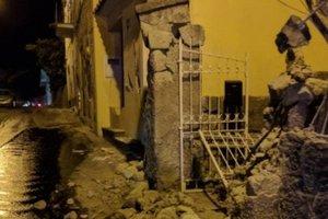 Разрушительное землетрясение в Италии: СМИ сообщают о первых жертвах