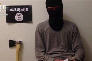 Резня в России: ИГИЛ показало видеообращение террориста