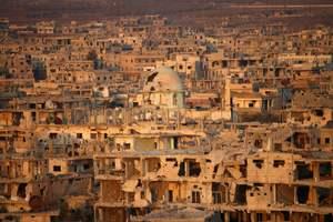 В Ракке при ударе коалиции погибли 80 жителей