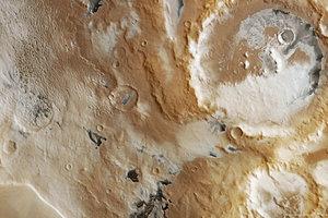На Марсе по ночам идут снегопады – астрономы