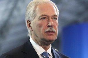 Грызлов озвучил позицию России по новому перемирию на Донбассе