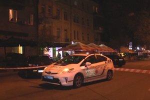 В Киеве полиция задержала мужчину, причастного к убийству иностранца