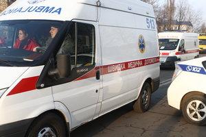 В Киеве мужчина разбился насмерть после падения с 13-го этажа