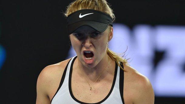 Россиянка отчизна вышла во 2-ой кругUS Open