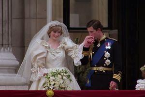 Спустя 36 лет восстановлена съемка свадьбы принцессы Дианы и принца Чарльза (видео)