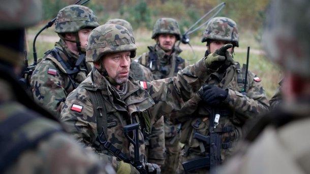 Армия Польши. Фото: belvpo.com