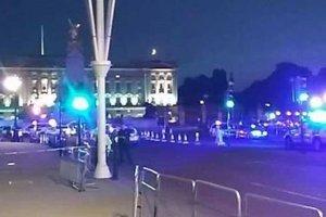 Неизвестный с ножом напал на полицейских у Букингемского дворца