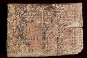 Ученые расшифровали самый загадочный вавилонский текст
