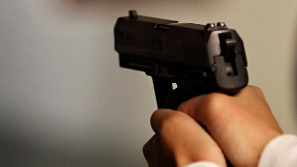 Вцентре Ивано-Франковска произошла стрельба: один раненый
