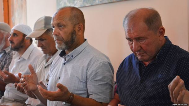Встреча объединения «Крымская солидарность». Фото: ua.krymr.com