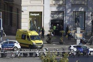 Кровавые теракты в Каталонии: число жертв растет