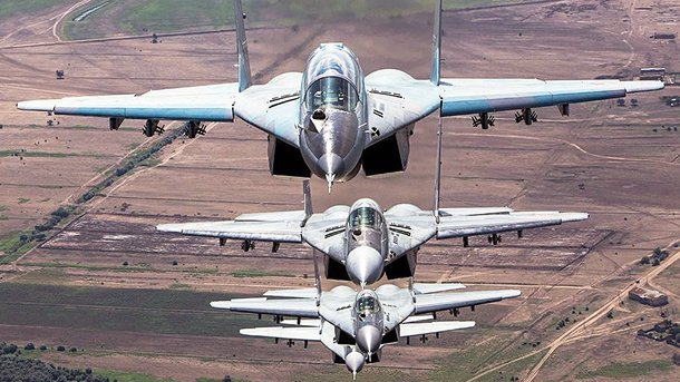 Авиация иПВО наюге РФ подняты потревоге