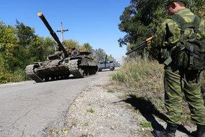 Самые горячие точки Донбасса 28 августа: интерактивная карта АТО
