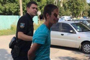 Под Киевом пьяный мужчина угнал авто и попал на нем в ДТП
