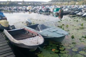 В Киеве поймали рыбака-браконьера с большим уловом