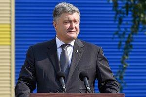 Порошенко поручил руководству ВСУ продолжать придерживаться режима тишины на Донбассе