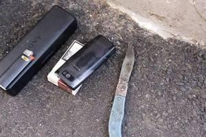 В Киеве пьяный вор с ножом напал на врача