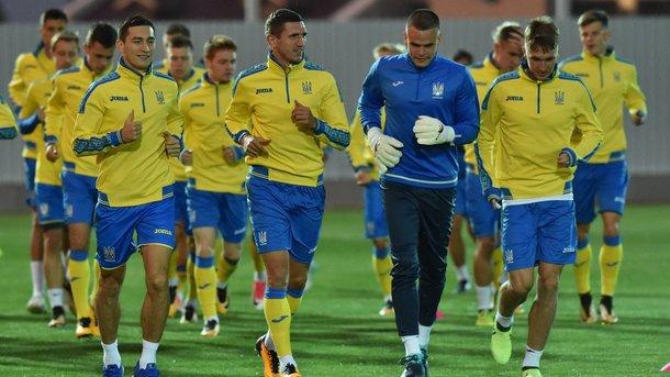 Харьковчане могут посетить открытую тренировку сборной государства Украины пофутболу