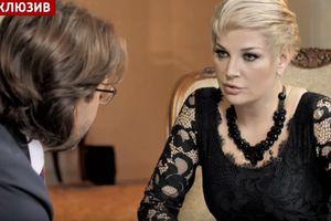 Максакова рассказала Малахову о жизни без Вороненкова – встретила в Киеве с салом и горилкой (видео)