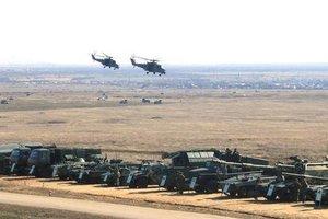 Российские войска в оккупированном Крыму: количество и виды вооружений