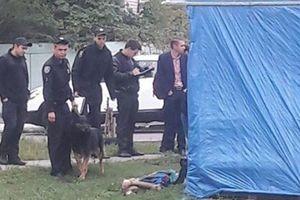 В Киеве на Позняках нашли тело мужчины